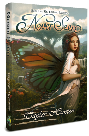 NeverSeen - Book 1 in The Faeland Legends