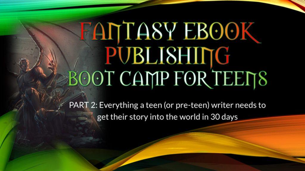 Fantasy eBook Publishing Course