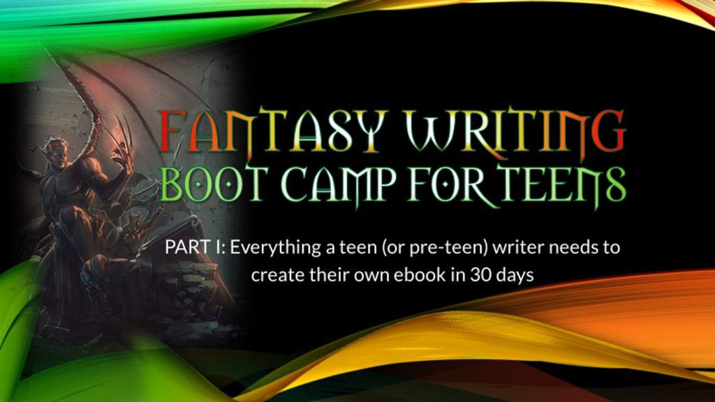 Fantasy Writing Boot Camp